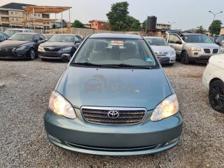 Foreign Used 2006 Toyota Corolla CE