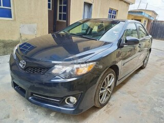 Tokunbo 2014/2015 Toyota Camry