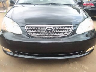 Foreign Used 2004 Toyota Corolla CE