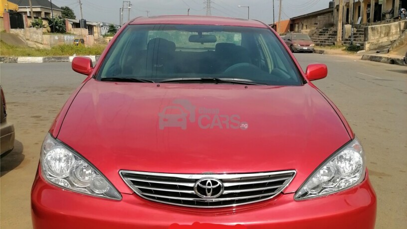 super-clean-toyota-camry-le-2003-model-with-4-plugs-engine-big-0