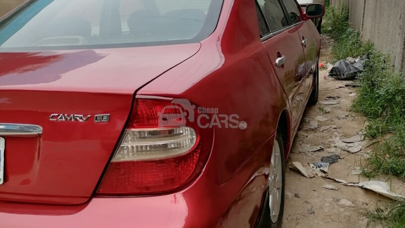 super-clean-toyota-camry-le-2003-model-with-4-plugs-engine-big-1
