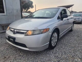 Foreign Used 2007 Honda Civic