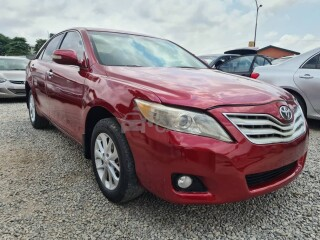 Registered 2010 Toyota Camry