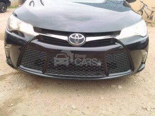 Foreign Used 2017 Toyota Camry Sports