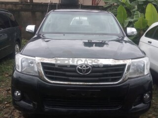 Foreign Used 2014 Toyota Hilux