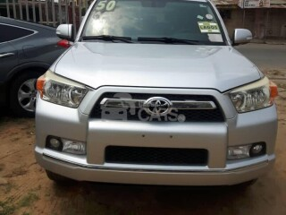 Foreign Used 2010 Toyota 4Runner